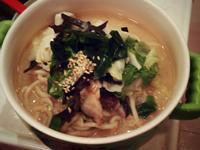 日式味噌高麗菜拉麵