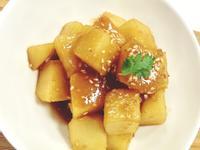 懶小希~好吃的醬煮馬鈴薯