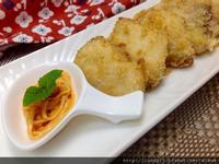 鯛魚排佐千島醬
