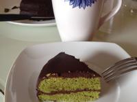 【甜點】抹茶巧克力蛋糕(6吋)