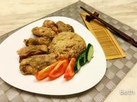 新加坡風味-海南雞飯