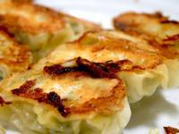 皮超脆日式煎餃(使用冷凍水餃)