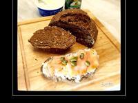 歐式黑麵包之2 - 簡單揉免麵包機