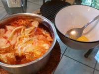 泡麵兩吃(韓國泡菜泡麵版)