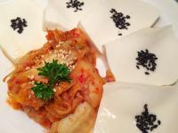 三分鐘開胃菜!韓式泡菜冷豆腐 ♪ ♪