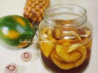 青木瓜鳳梨酵素糖漿
