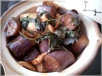茄子豆腐煲(水煮不變色作法)