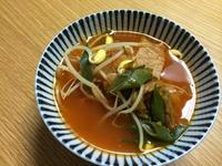 泡菜黃豆芽湯 김치콩나물국