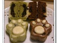 貓爪小蛋糕(無泡打粉)