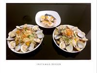 蛤蜊豬肉燉飯
