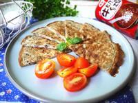 最簡單的香蕉鬆餅「泰山牛奶紅豆」
