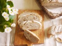 免揉基礎歐包款-外脆內軟的布魯姆麵包
