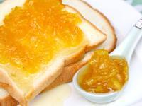 安萱下課後 簡單版的自製果醬(鳳梨)