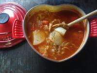 馬鈴薯番茄羅宋湯♥!!!