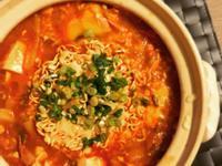 韓國泡菜起士年糕鍋