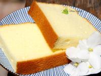 乳酪戚風蛋糕