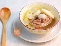 Mimi♥竹筍百合雞湯