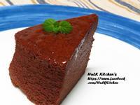 巧克力輕乳酪蛋糕