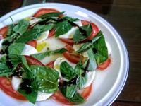 義式蕃茄起司沙拉