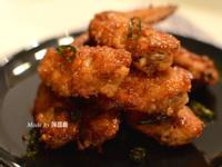 韓式大蒜香炸雞翅