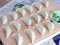 雞肉韭菜餃子