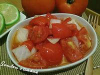 泰式甜辣醬漬蕃茄