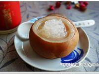 燕窩冰糖燉水梨
