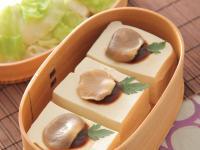 秀珍菇蒸豆腐