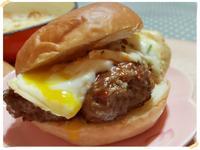 美X美漢堡麵包配方&終極爆漿漢堡肉