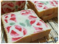 玫瑰吐司(低溫發酵+後鹽法)