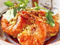 東販小食堂:愛香料 孜然美乃滋炒蝦