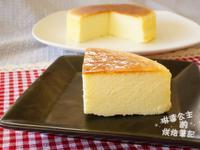 日式輕乳酪蛋糕(6吋)
