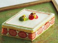 東販小食堂:女兒節的草莓鮮奶油蛋糕