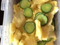 小黃瓜炒雞蛋