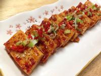 韓式紅燒辣醬豆腐두부고추장조림