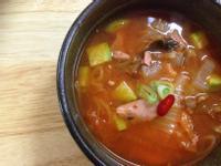 韓式鮪魚泡菜湯참치김치찌개