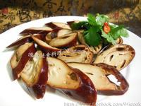 ♥憶柔蔬食♥焦糖花椒滷素雞(豆雞)