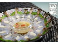 泰式生蝦刺身