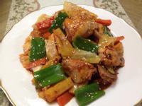韓式春川辣炒雞排춘천닭갈비