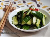 涼拌小黃瓜-阿基師快速版