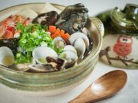 石斑魚頭海鮮味增湯@Selina Wu