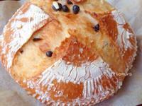 藍莓果乾鄉村麵包(天然酵母)