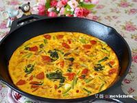 ♥ 異國料理 ♥ 在家自己做『時蔬烘蛋』