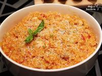 紅醬CHEESE嫩雞燉飯