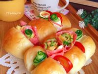 鮮乳酪麵包(天然酵母)