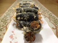 韓式炸冬粉海苔捲당면김말이튀김