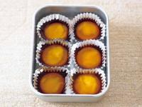 常備菜簡單做-醬油漬蛋黃