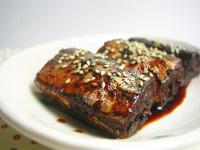佃煮秋刀魚