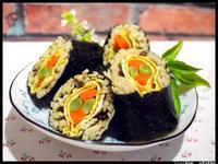 香椿麵壽司