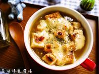 蒜味洋蔥濃湯【自然好油x茶籽堂】